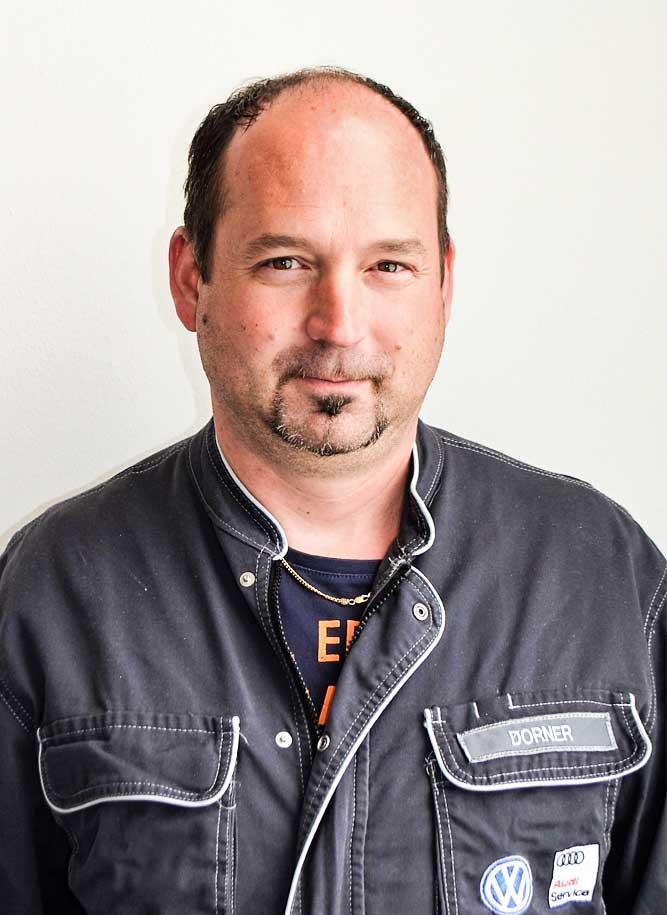 Patrick Dorner