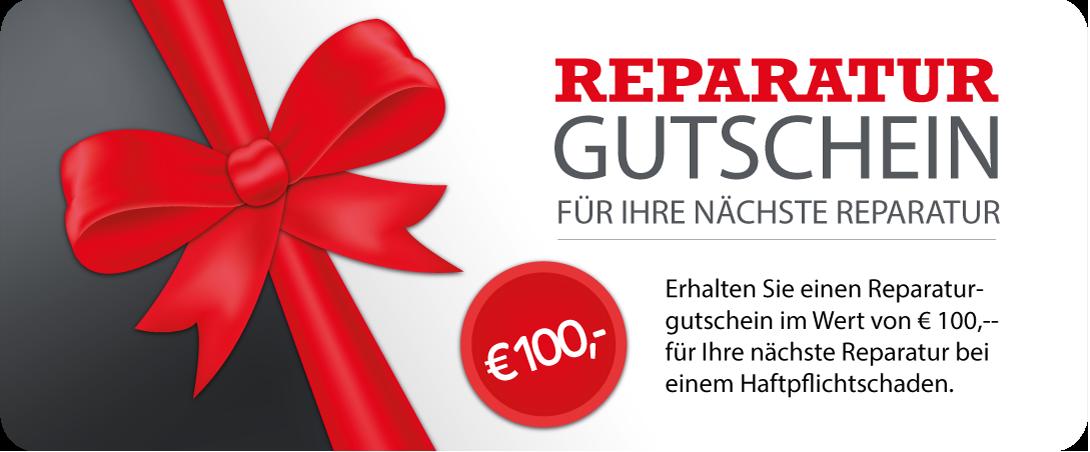 Unfall-Spezialist - Rundum Service - Auto Bittmann - Klagenfurt - Gutschein